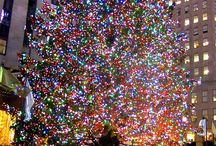 CHRISTMASTREES&LIGHTS/#5 / by Yvonne Naudack
