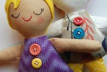bamboline stoffa
