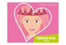 Anniversaire de princesse
