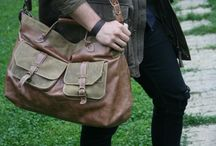 Handmade Leather Bags / Custom Hand Made Leather Bags, Briefcases and Satchels