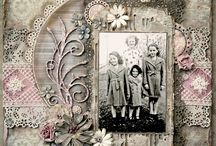Scrapbook pages / by Linda Horton
