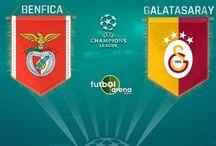 Benfica Galatasaray maçı şifresiz canlı izle