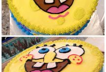 Sponge Bob Birthday Party