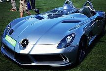 automobily  Mercedes