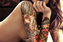 Tattoo / by Matthew Mellor