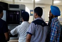 Rapid Prototyping using FDM Technology / Students of Faculty of Design and Innovation attended training on 3D Printing using FDM Technology.