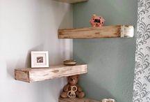 Bedroom ideas / sypialnia