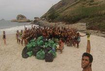 Limpas praias
