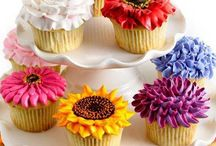 florals cake