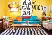 Household/Office/Life Organization