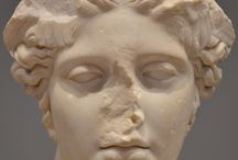 Art and sculptures from Hadrian's Villa