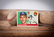 Vintage Baseball Cards & Sets / Vintage baseball cards and sets for sale on ForTheSportsFan.com.