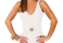 LION COLLECTION NANOTECHNOLOGY SWIMSUITS ARENA / Amazing Waist Band One- piece . At the waist: glimmering gold plated lion hardware.