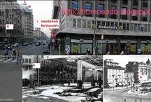History and Historical Sites. / Immagini attuali di luoghi storici