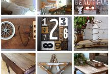 reclaimed recycled wood projects