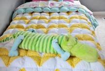 Шитье для детей-постельное, одеяла, подушки и т.д