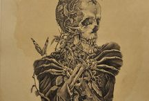 Skulls / by Alessandro Ribezzi