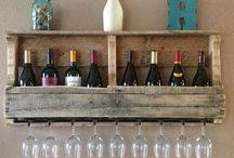 Bar ideas / fixing up the bar! / by Janice Castilleja Foreman