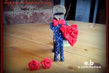 Happy Valentine's Day / handmade accessories