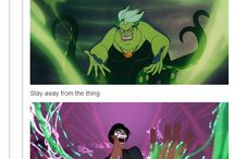 Disney Funnies/Awesomes