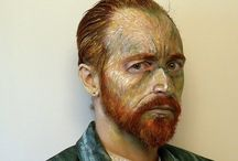 Van Gogh Costumes / Costumes and impersonations inspired by Vincent van Gogh / by Van Gogh Gallery