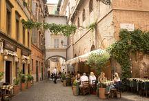 Restauranger rom