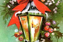 Jul på syttitallet