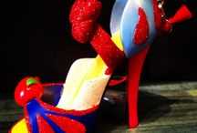 Crazy, cute and Beautiful shoes / Shoes