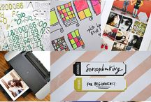 Scrapbooking - For Beginners / by Heather Verran