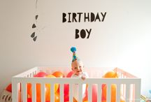 Magnus' 1st Birthday