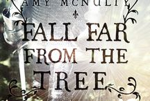 FALL FAR FROM THE TREE / FALL FAR FROM THE TREE, a YA fantasy from Patchwork Press, first published on Wattpad.