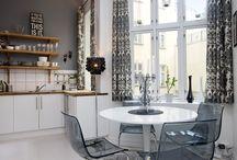 Kjøkken / Kjøkkenet er et av de viktigste rommene i huset. Bli inspirert av kjøkken fra hele Norge her!
