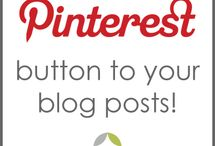 Blogging Tips / by Lynda @Me and My Pink Mixer