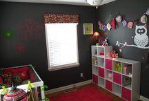 Girl teen room