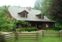 Local cabins & places to visti / by Diane Weakland Luli