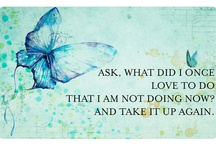 Quote -- Unquote / by Bonnie Thompson