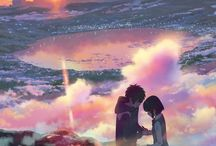 YOUR NAME& 5 CENTIMETERS SECOND
