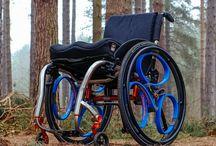 Vozíky invalidní