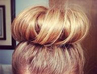 Hair / by Shelby Vreeman