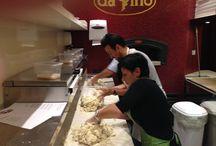 Corso di Pizza Pane e Focacce a Vicenza (3 Dicembre 2014)