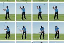 Golfing top tips