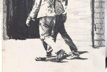 Illustration: sketchbooks