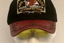 2nd Amendment hats / Products that support the exercise of the Second Amendment