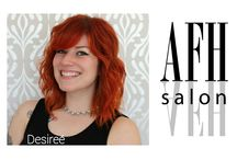 Stylist - Desiree Cross / A Seattleite since birth, Desireé has been immersed in the hair industry for the last decade. Beginning by training under such icons as Graham Breakwell, Lisa Power and Antonio Solimeno, she found passion for precision cutting and rich color, always to suit her clients' individual texture, coloring and lifestyle.