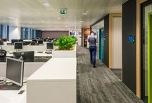 ENGIE - Canary Wharf Level 19 / Project images of our client ENGIE's workplace. Workplace design that threads together different businesses and disciplines.