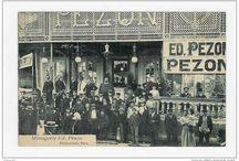 Demonstratorzy niedźwiedzi montreur d'ours postcards stare pocztówki CPA / Demonstratorzy niedźwiedzi na starych pocztówkach - montreurs d'ours sur les cartes postales anciennes