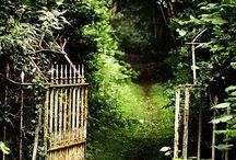 UN COIN DE NATURE / un jardin secret, une bulle de fraîcheur, un recoin apaisant ...