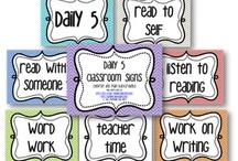 School - Language Arts / by Cyndi Kelly