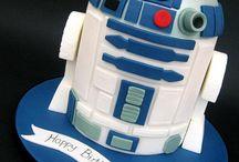 Cakes-star wars