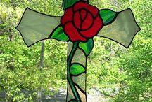 rose cross1